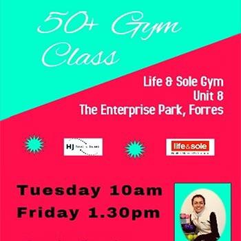 50+ Gym Class